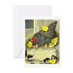 Mother Hen Greeting Cards (Pk of 10)