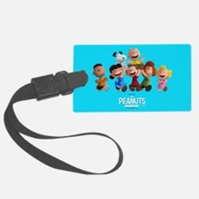 Peanuts Gang Full Bleed Luggage Tag