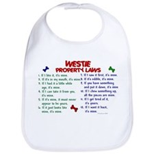 Westie Property Laws 2 Bib