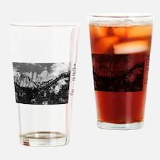 Lone Pine, CA - Mt. Whitney - Vintage Photo Drinki