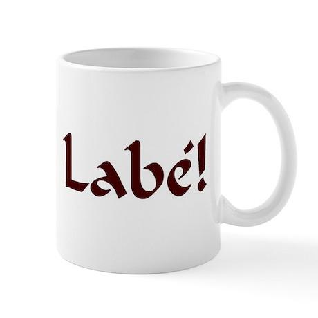 Molon Labe f Mugs