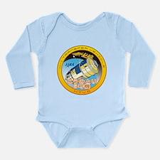 HTV-6 Logo Long Sleeve Infant Bodysuit