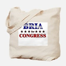 BRIA for congress Tote Bag