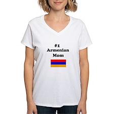 #1 Armenian Mom Shirt