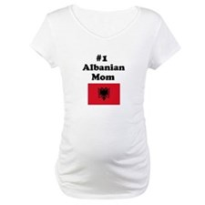 #1 Albanian Mom Shirt