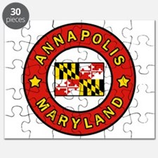 Annapolis Maryland Puzzle