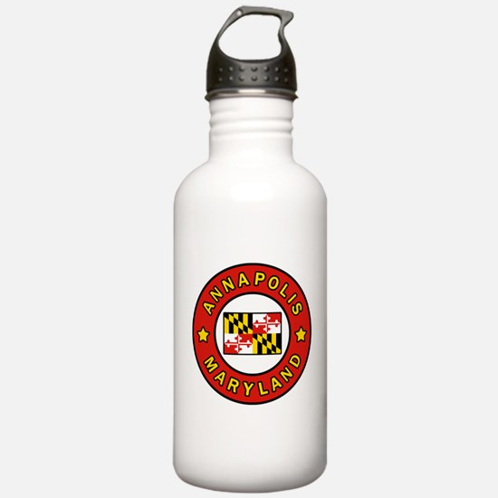Annapolis Maryland Water Bottle