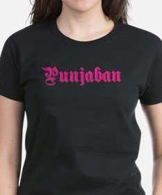 punjaban_on_white T-Shirt