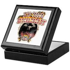 Doc holiday tombstone gifts Keepsake Box