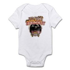Doc holiday tombstone gifts Infant Bodysuit