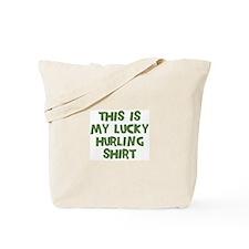 Lucky Hurling Tote Bag