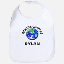 World's Okayest Rylan Bib