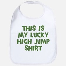 Lucky High Jump Bib