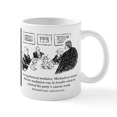 04.21.06.mediation.voodoo Mugs