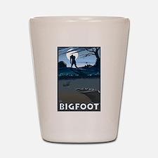 Big Foot Shot Glass
