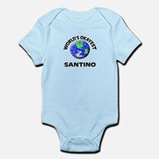 World's Okayest Santino Body Suit