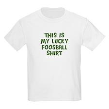 Lucky Foosball T-Shirt