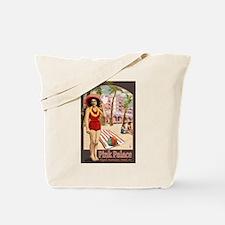 Hawaii - Royal Hawaiian Hotel Tote Bag