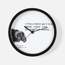 519 Wall Clock