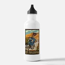 Mount Shasta, CA - Mountain, Valley, & Train Water