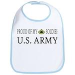 PFC - E3 - Proud of my soldier Bib