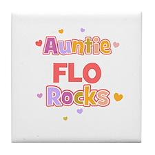 Flo Tile Coaster