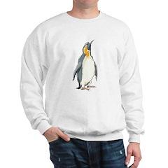 Penguin Illustration Sweatshirt