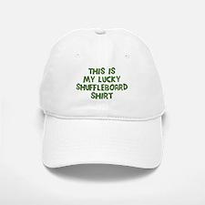 Lucky Shuffleboard Baseball Baseball Cap