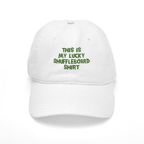 Lucky Shuffleboard Cap