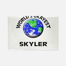 World's Okayest Skyler Magnets