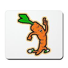 Dancing Carrot Mousepad