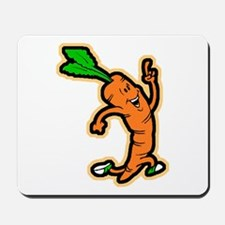 Dancing Carrot Mousepad