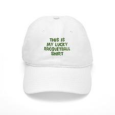 Lucky Racquetball Baseball Cap