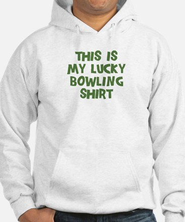 Lucky Bowling Hoodie