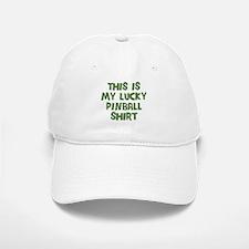 Lucky Pinball Baseball Baseball Cap