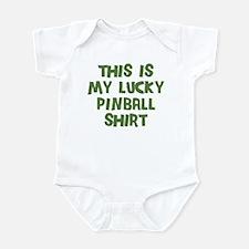 Lucky Pinball Infant Bodysuit