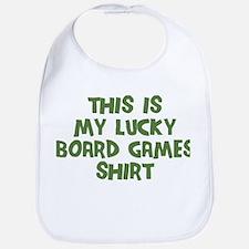 Lucky Board Games Bib