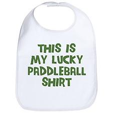 Lucky Paddleball Bib