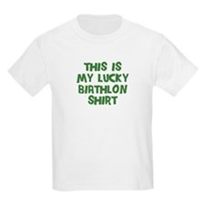 Lucky Biathlon T-Shirt