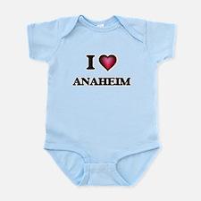 I love Anaheim California Body Suit