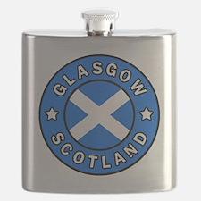 Cute Flag of scotland Flask