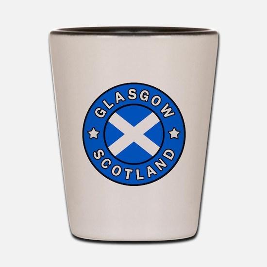Cool United kingdom Shot Glass