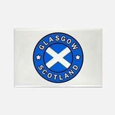 Glasgow Scotland Magnets