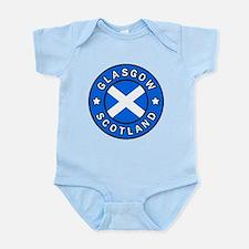 Glasgow Scotland Body Suit