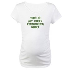 Lucky Kickboxing Shirt