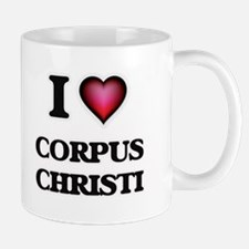 I love Corpus Christi Texas Mugs