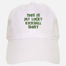 Lucky Kickball Cap
