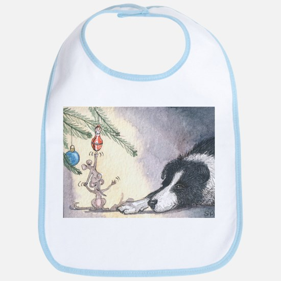 Peace on earth and goodwill t Bib