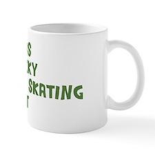 Lucky Inline Speed Skating Mug