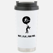 Unique Stickman Travel Mug
